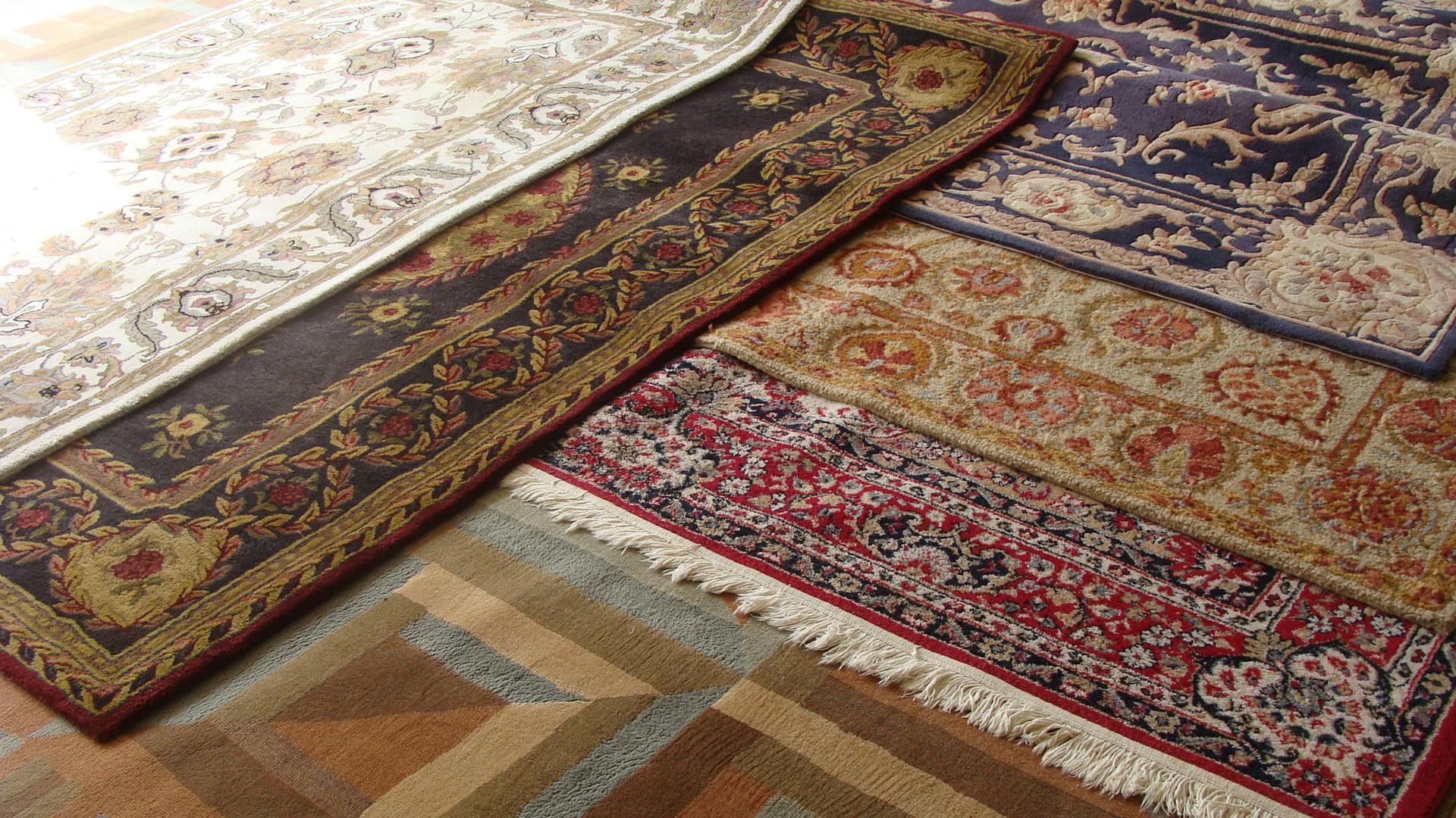 Allred S Performance Plus Oriental Wool And Silk Rug